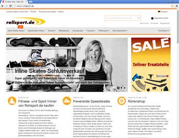 Rollsport.de - Inliner Versand